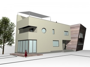 Proiect casa cu terasa