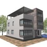 Proiect casa P+2E