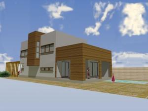 proiect casa lemn