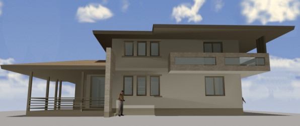 Proiect casa mediteraneana