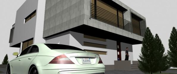 Proiect casa subsol, parter, etaj