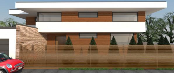 Proiect vila contemporana