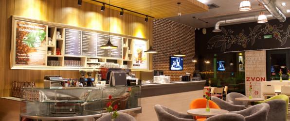 Proiect cafenea Zvon Cafe Focsani
