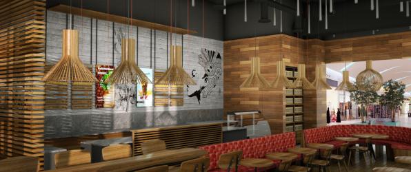 Proiect cafenea Handsome Monk ParkLake